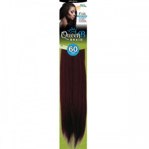 URBAN BEAUTY PRE-PULLED QUEEN B BRAIDING HAIR 60""