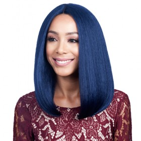 Bobbi Boss Human Hair Blend Lace Front Wig MBLF90 JUBA