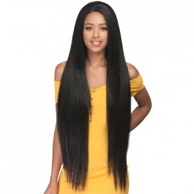 Bobbi Boss Human Hair Blend Lace Front Wig MBLF130 DACIA
