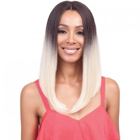 Bobbi Boss Swiss Lace Front Wig MLF185 LYNA LONG