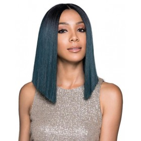 Bobbi Boss Premium Synthetic Swiss Lace Front Wig MLF216 YARA SLEEK