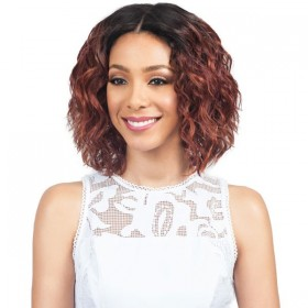 Bobbi Boss Premium Synthetic Lace Front Wig MLF317 MAZIE