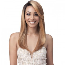 Bobbi Boss Premium Synthetic Swiss Lace Front Wig MLF346 BIANCA