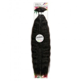 Milky Way Natural Virgin Human Hair Braids Ibiza Super Bulk 18""
