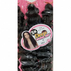 Mayde Beauty 3X DEEP CURL 20""