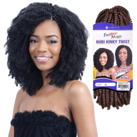 FreeTress Crochet Braids Nubi Kinky Twist