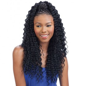 Freetress Braid Aruba Curl Braid 20""