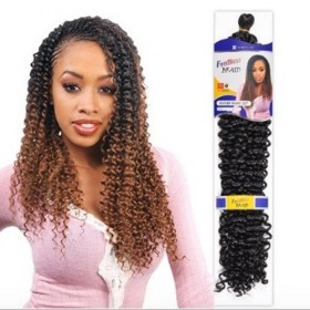 Freetress Braid/Bulk Water Wave Bulk 22""
