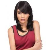 Human Hair Blend Wigs (7)