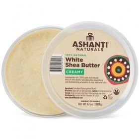 Ashanti Naturals 100% Creamy African White Shea Butter