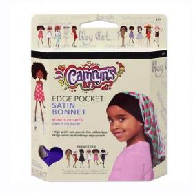 Camryn's BFF Satin Edge Pocket Bonnet #817