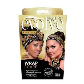Evolve Wrap Scarf - Tribal Print