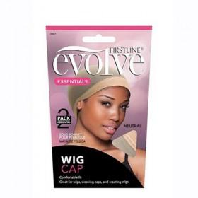 Evolve Wig Cap Natural