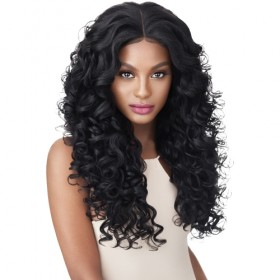 Outre Synthetic Double U Vixen Swiss Lace Front Wig RYLEE