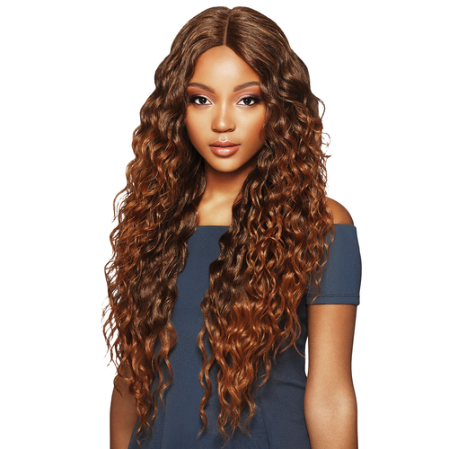 "Outre Synthetic 6"" Deep Part Lace Front Wig AMARA"