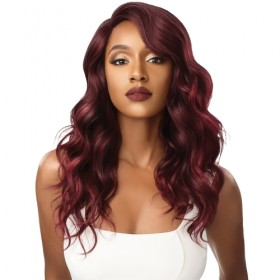 Outre Synthetic L-Part Swiss Lace Front Wig AMIYAH