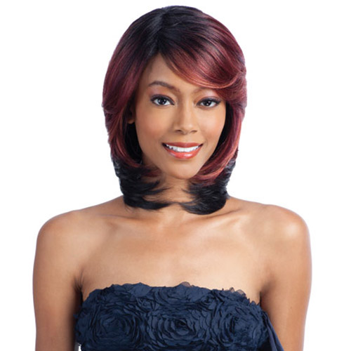 Freetress Equal Synthetic Hair Wig Green Cap 002