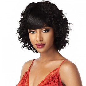 Outre Unprocessed Human Hair Fab & Fly Full Cap Wig HH SELMA