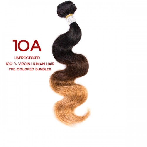 Shake n go Virgin Human Hair Weave 10A Body Wave (Special Colors)