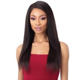 "Shake N Go Virgin Human Hair 13x5 Lace Closure IBIZA STRAIGHT 12-16"""