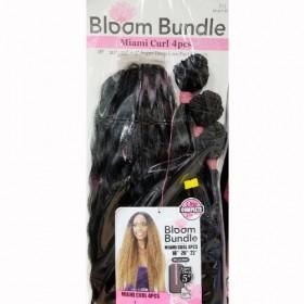 "Mayde Beauty Bloom Bundle MIAMI CURL 4PCS 18""/20""/22"""