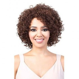 Motown Tress Brazilian Unprocessed Human Hair Full Wig HBR-Tory
