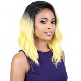 Motown Tress Deep Part Let's Lace Wig LDP CURVE3