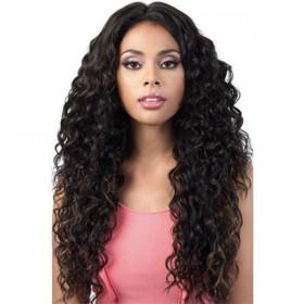 Motown Tress Human Hair Premium Mix 360 Lace Wig HB360L MEG