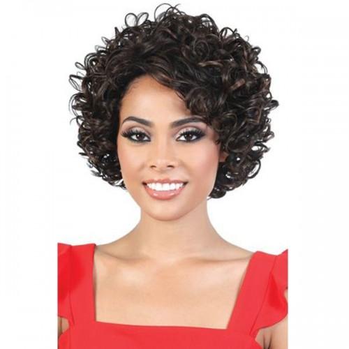 Motown Tress Silver Gray Hair Collection  Wig - S.TISHA