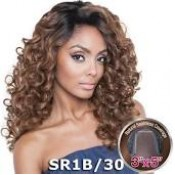 Human Hair Blend Lace Wigs (13)