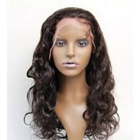 Human Hair Full Lace / Whole Lace Wigs