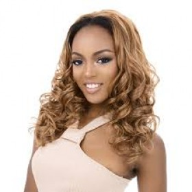 Synthetic Hair Half Wigs