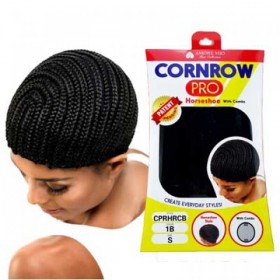 Amore Mio Cap Cornrow Pro Horseshoe With Combs