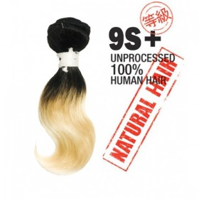 Unprocessed 100% Natural Human Hair 9s Plus Body Wave super sale