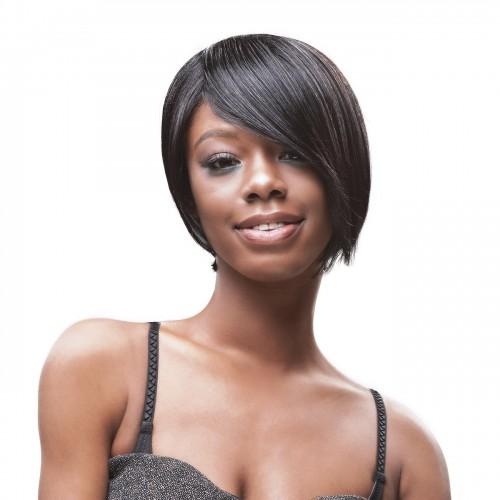 EBIN NEW YORK WIG DRESS 100% UNPROCESSED HUMAN HAIR WIG 5A Peruvian Straight.