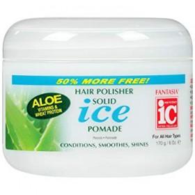 Fantasia IC Hair Polisher Solid Ice Pomade 6oz