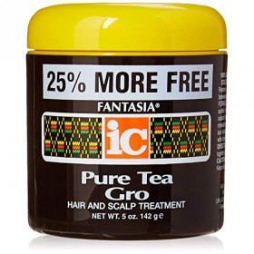 Fantasia IC Pure Tea Gro Hair and Scalp Treatment 5oz