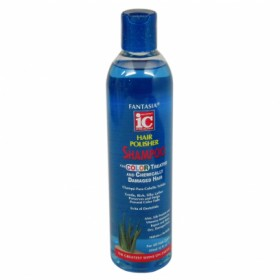 Fantasia IC Hair Polisher Shampoo for Color Treated and Chemically Damaged Hair Hair 12oz