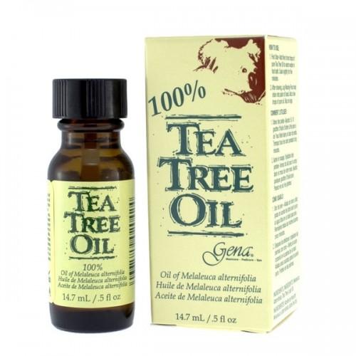 Gena 100% Tea Tree Oil 0.5oz