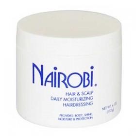 Nairobi Hair & Scalp Daily Moisturizing Hairdressing 4oz