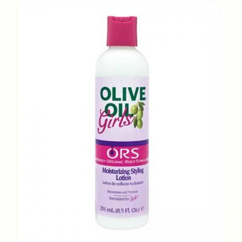 Organic Root Stimulator Olive Oil Girl Moisturizing Styling Lotion 8.5oz