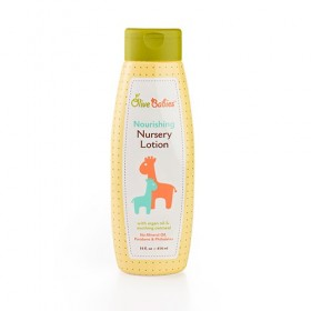 Olive Babies Nourishing Nursery Lotion 14oz