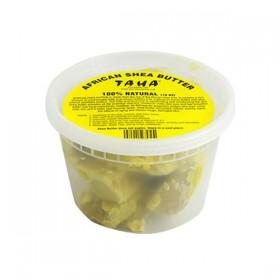 TAHA 100% Natural African Shea Butter Chunky 10oz