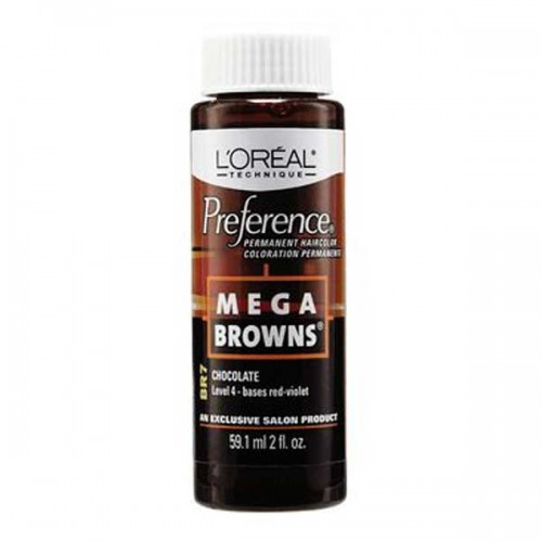 L'Oreal Preference Mega Brown Permanent Hair Color