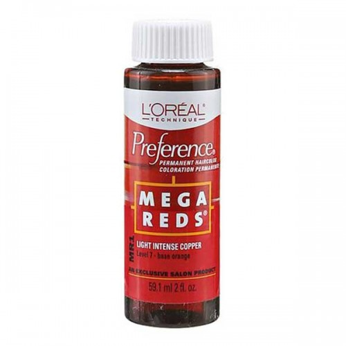 L'Oreal Preference Mega Red Permanent Hair Color