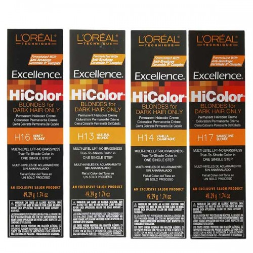 L'Oreal Excellence HiColor Blondes for Dark Hair Only