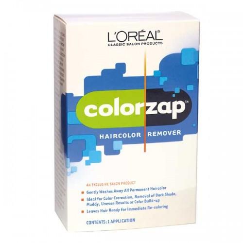 L'Oreal ColorZap Haircolor Remover