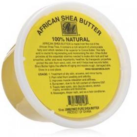 RA Cosmetics 100% African Shea Butter 16oz