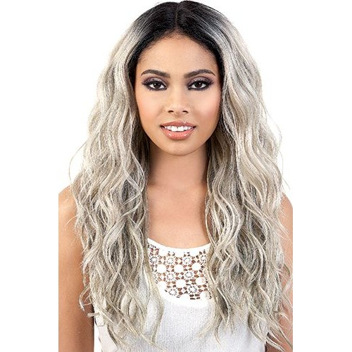 MOTOWN TRESS SYNTHETIC LACE FRONT WIG LDP-SPIN64