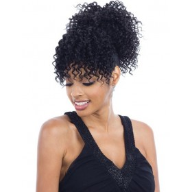 Freetress Equal Ponytail Pony Pop Bang 2Pcs - BELL